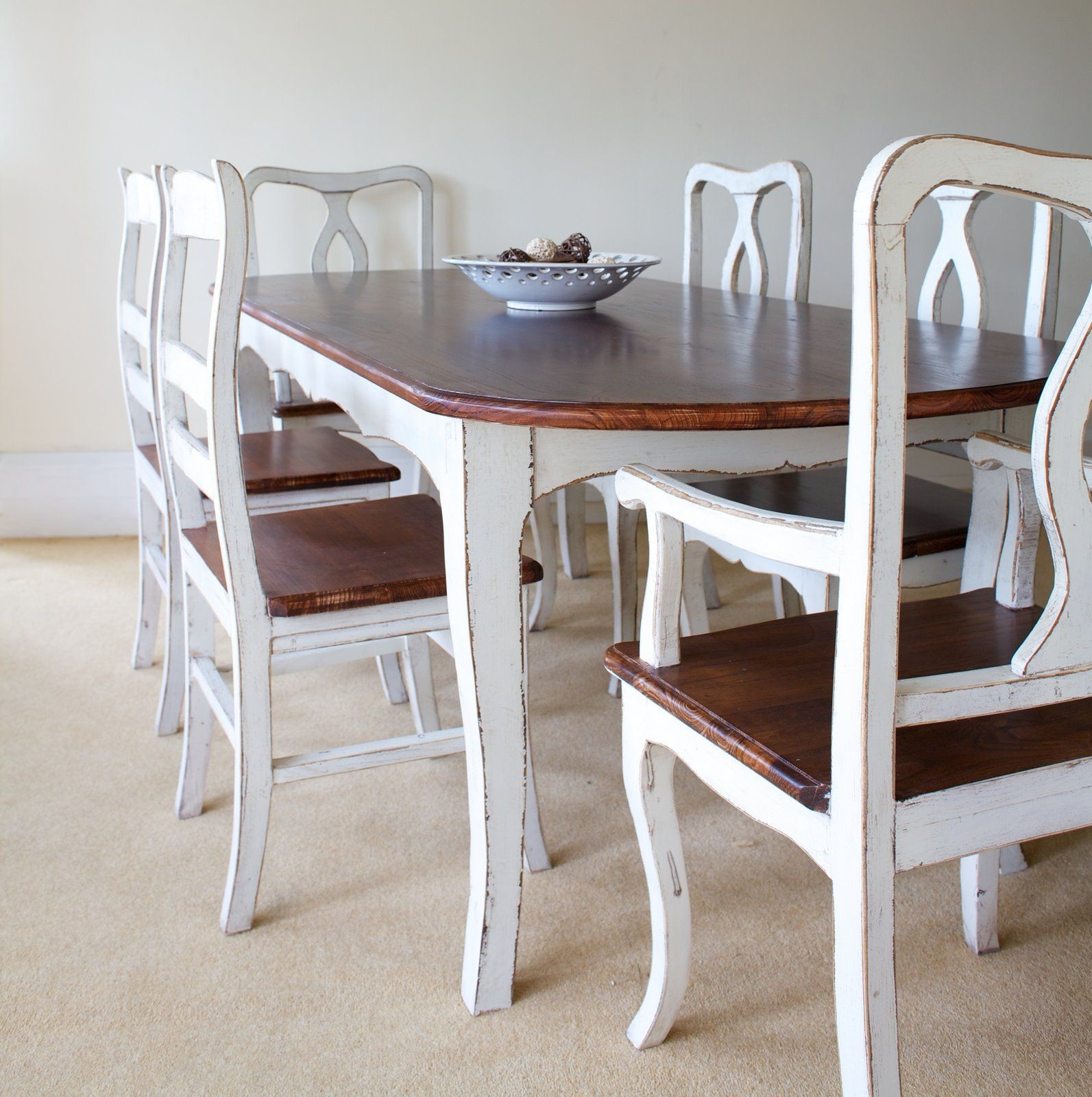 Furniture Palejay Diy Shabby Chic Dining Table Part Shabby Chic