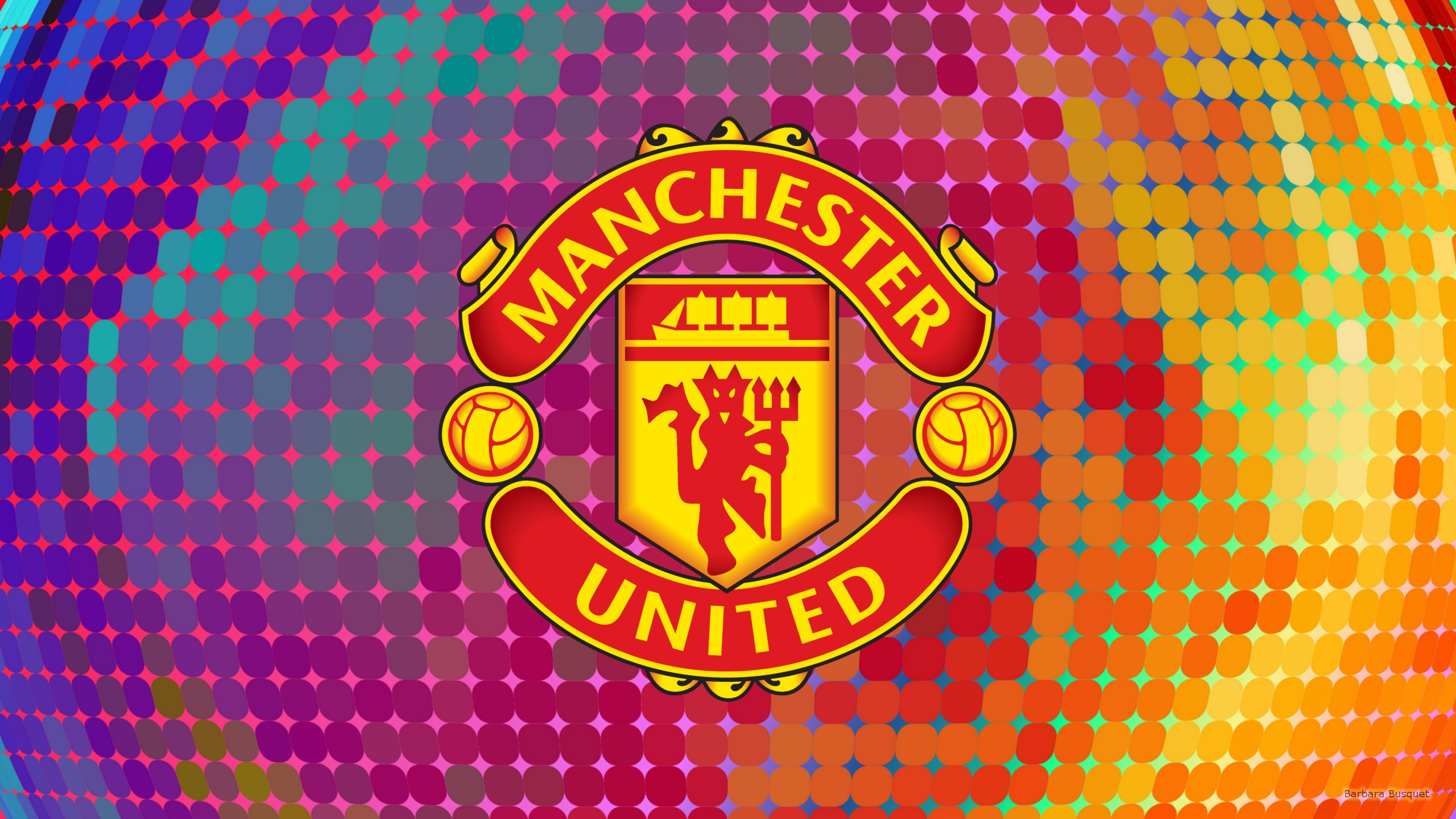 Manchester United Wallpapers Barbaras HD Wallpapers 2560x1440