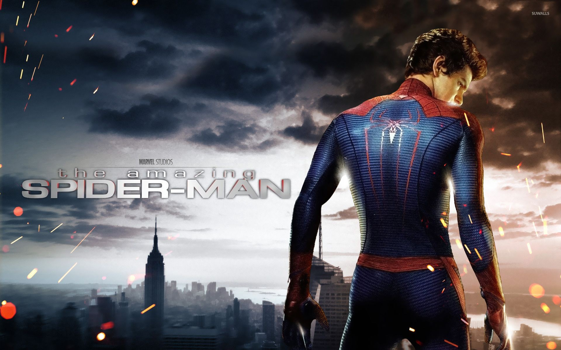 The Amazing Spiderman Movie Exclusive HD Wallpapers