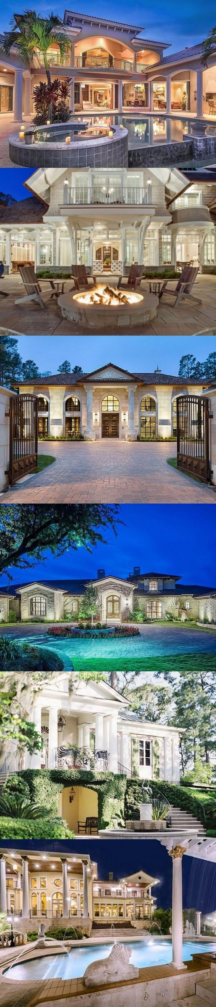 Mansions and Dream Homes