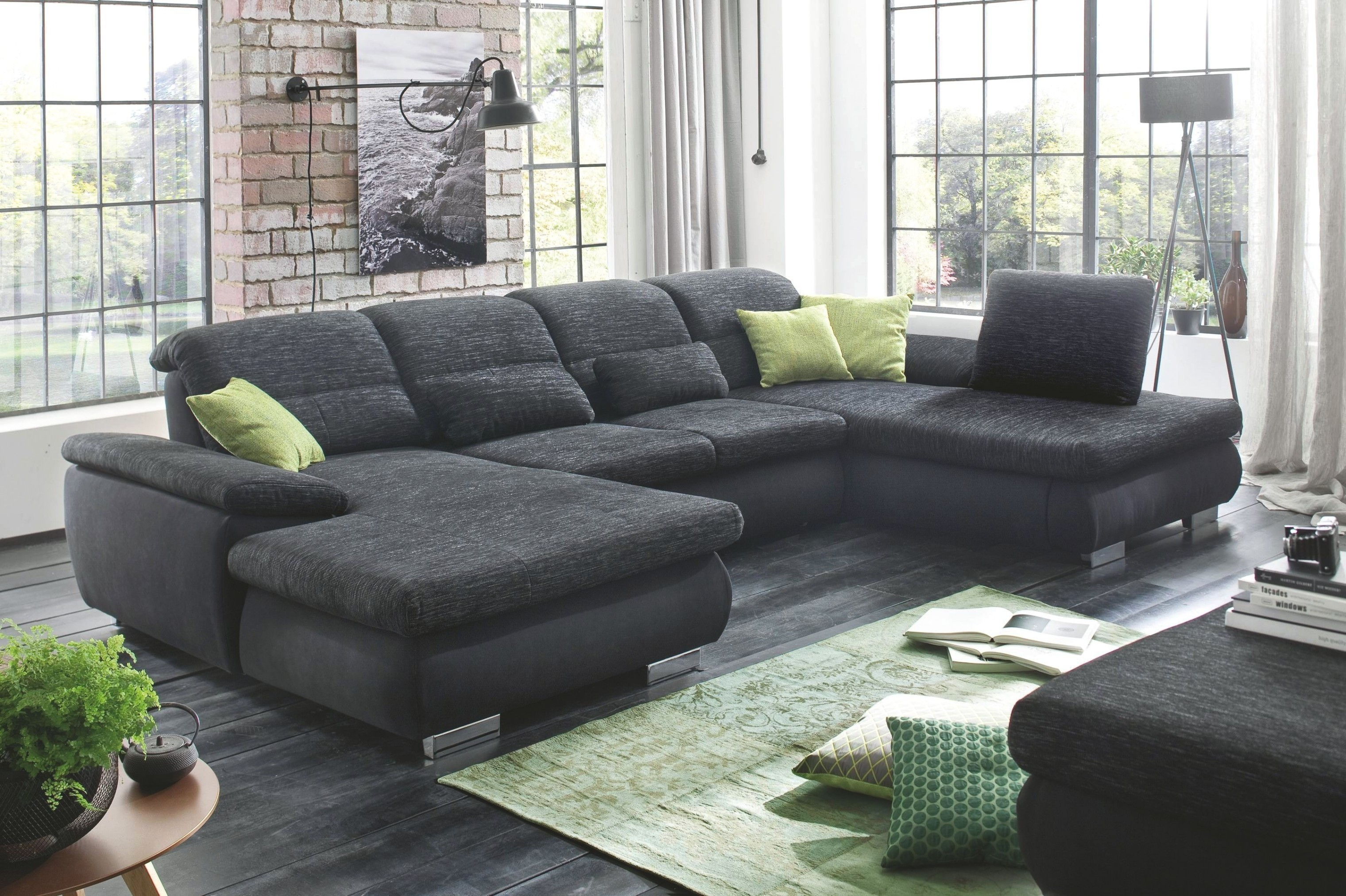 L Shaped Coffee Table Home Design as Well as Stunning sofa