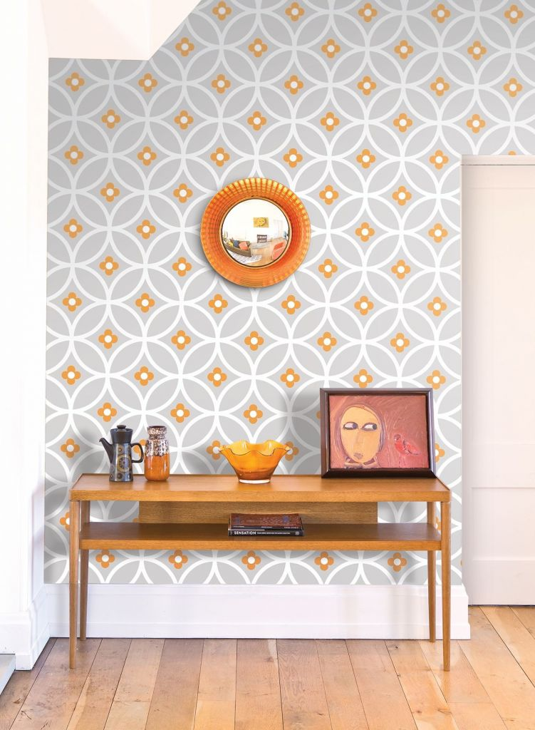 Mid Century Modern Wallpaper Ideas for Your Home this Winter blog