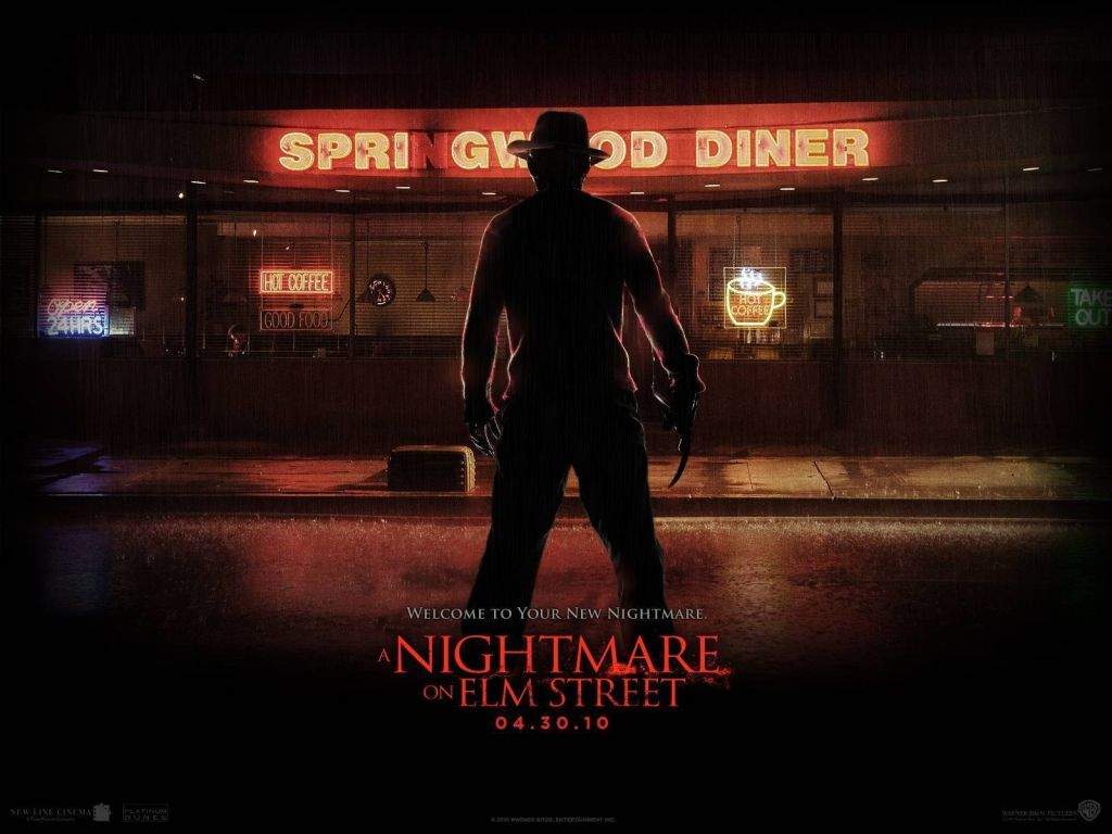 Wallpaper Dinding Custom Murah Terbaik Untuk original Vs Remake A Nightmare Elm Street Horrorhomework