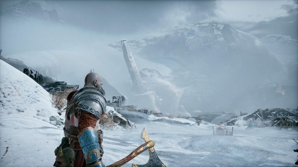 God of War guide The Magic Chisel walkthrough and collectibles Polygon