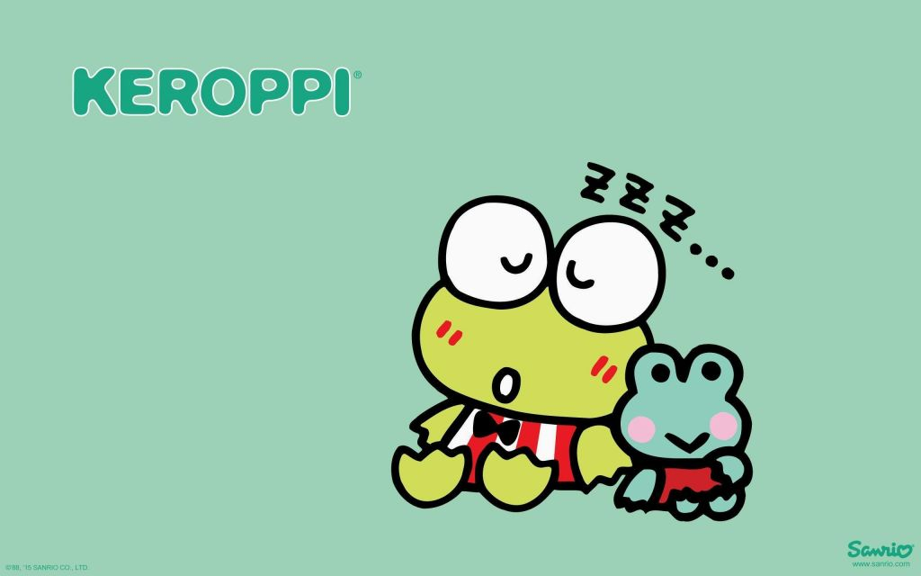 Keroppi Our Characters