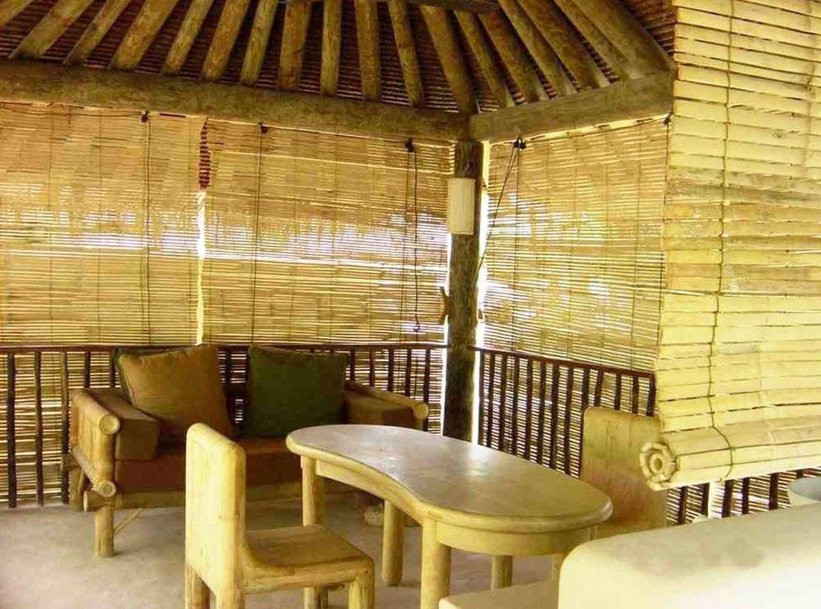 sumber icanhas bamboo blinds