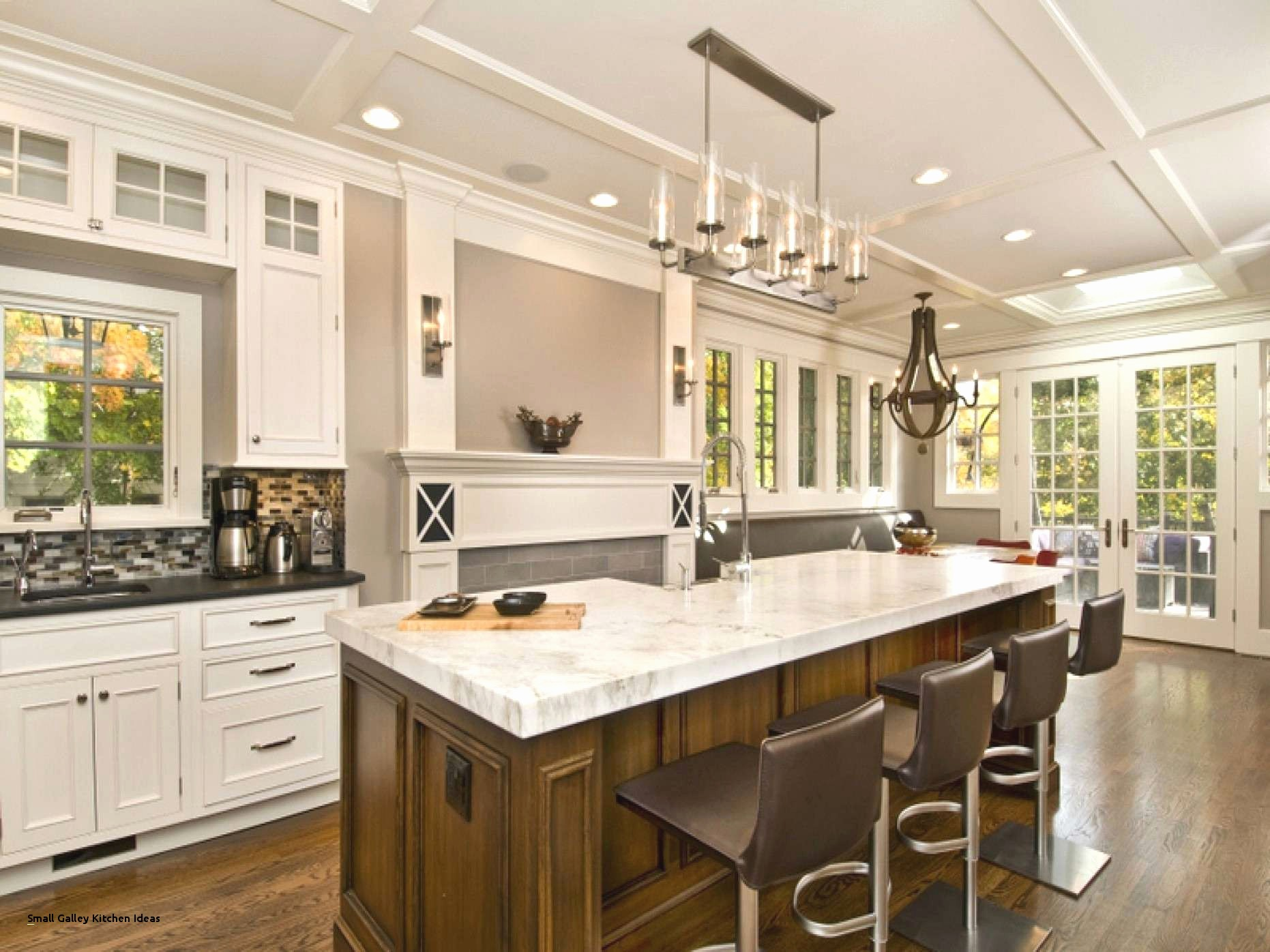17 Artistic Small Galley Kitchen Designs Inspirational Best Small Galley Kitchen Ideas