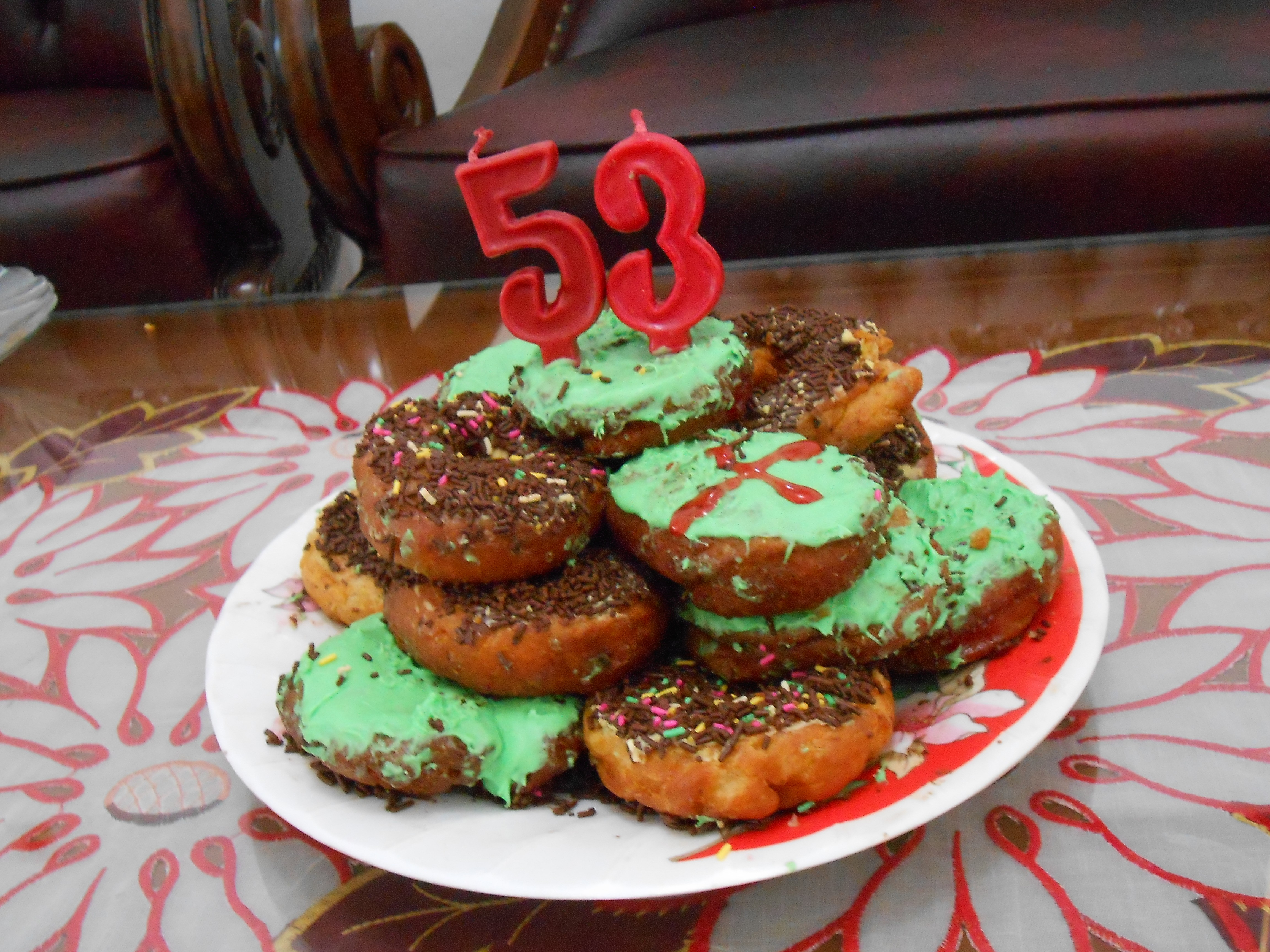 Tag Archives kue tart donat Happy bday Mam You Are My Everything