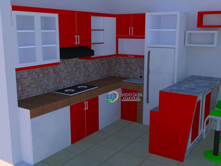 Download Meja Dapur Minimalis
