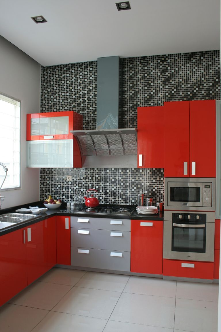 Wallpaper Dapur Sederhana