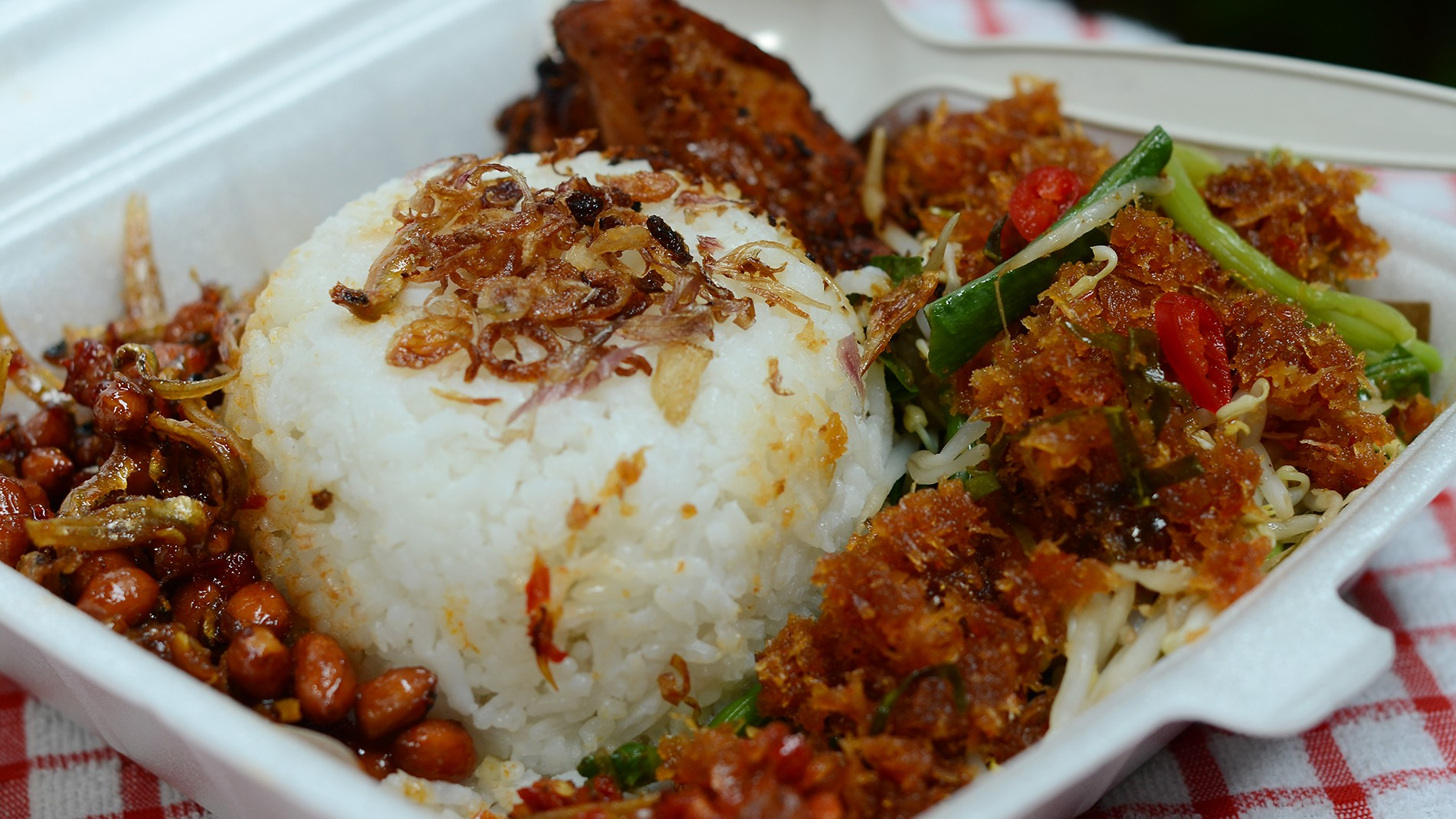 indonesian food nasi uduk 0597 1900px