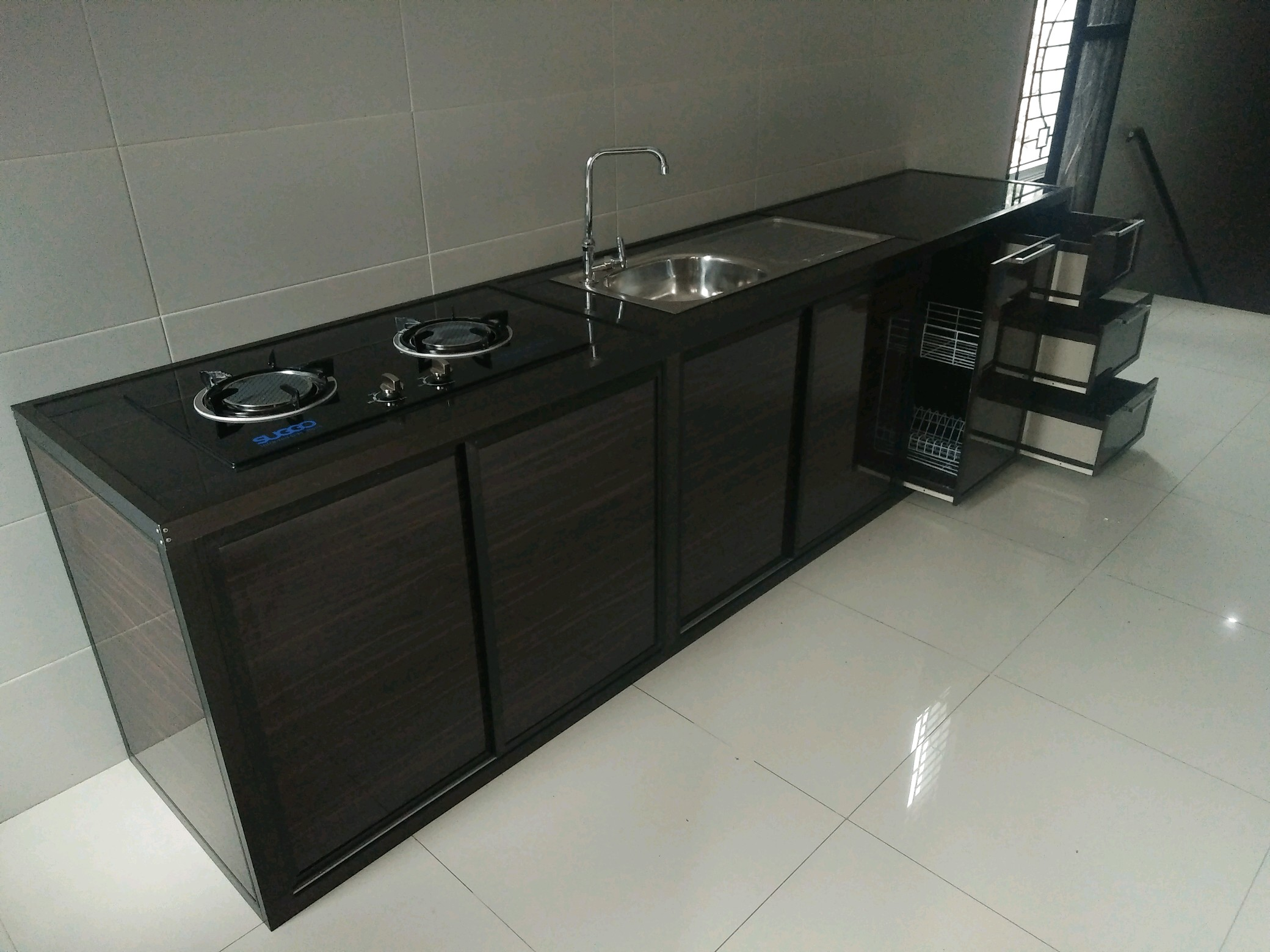 Kitchen set Aluminium