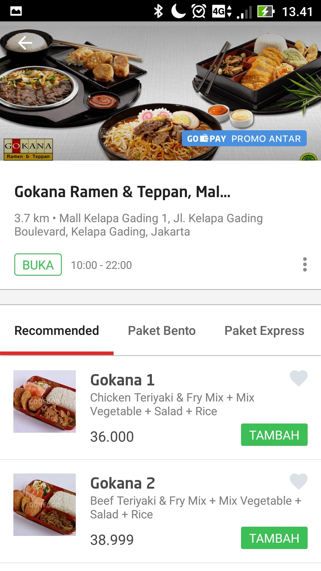 review go food 3
