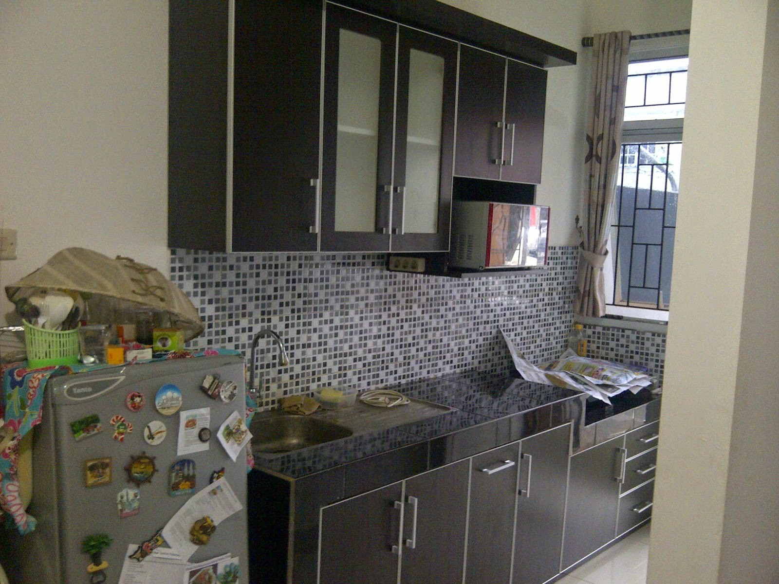 kitchen Set Jasa mebel set furniture set Indonesia