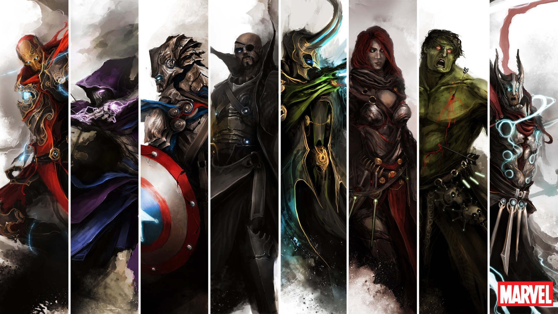 Jual Wallpaper Dinding Motif Bata Paling Indah Untuk Wallpaper Dinding Gambar Avengers A1 Wallpaperz for You