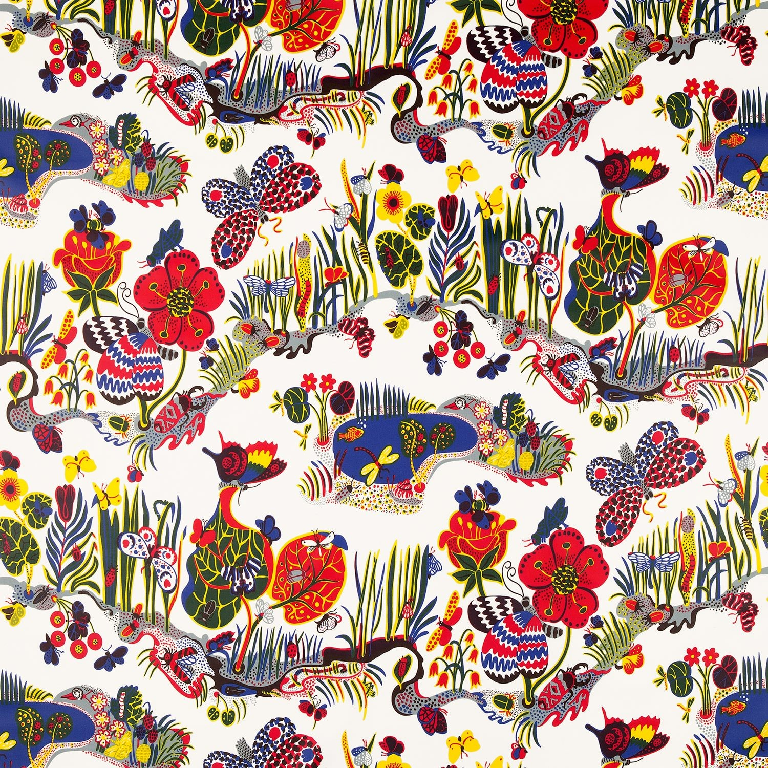 Wallpaper Dinding Flower Terbagus Untuk Fabric Sample butterfly Coated Cotton butterfly Josef Frank Of Wallpaper Dinding Flower Paling Indah Untuk Colorful Flower Wallpaper 3d Best Hd Wallpapers