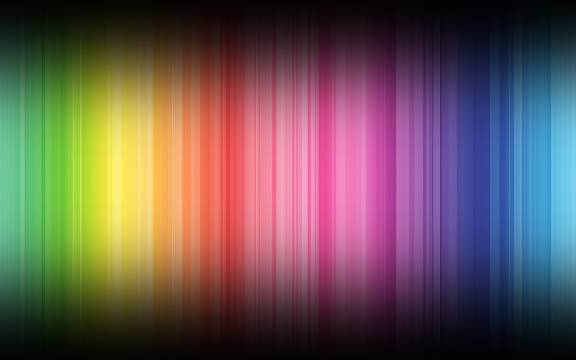 Wallpaper Dinding Garis Warna kertas dinding colourful garis garis warna pelangi