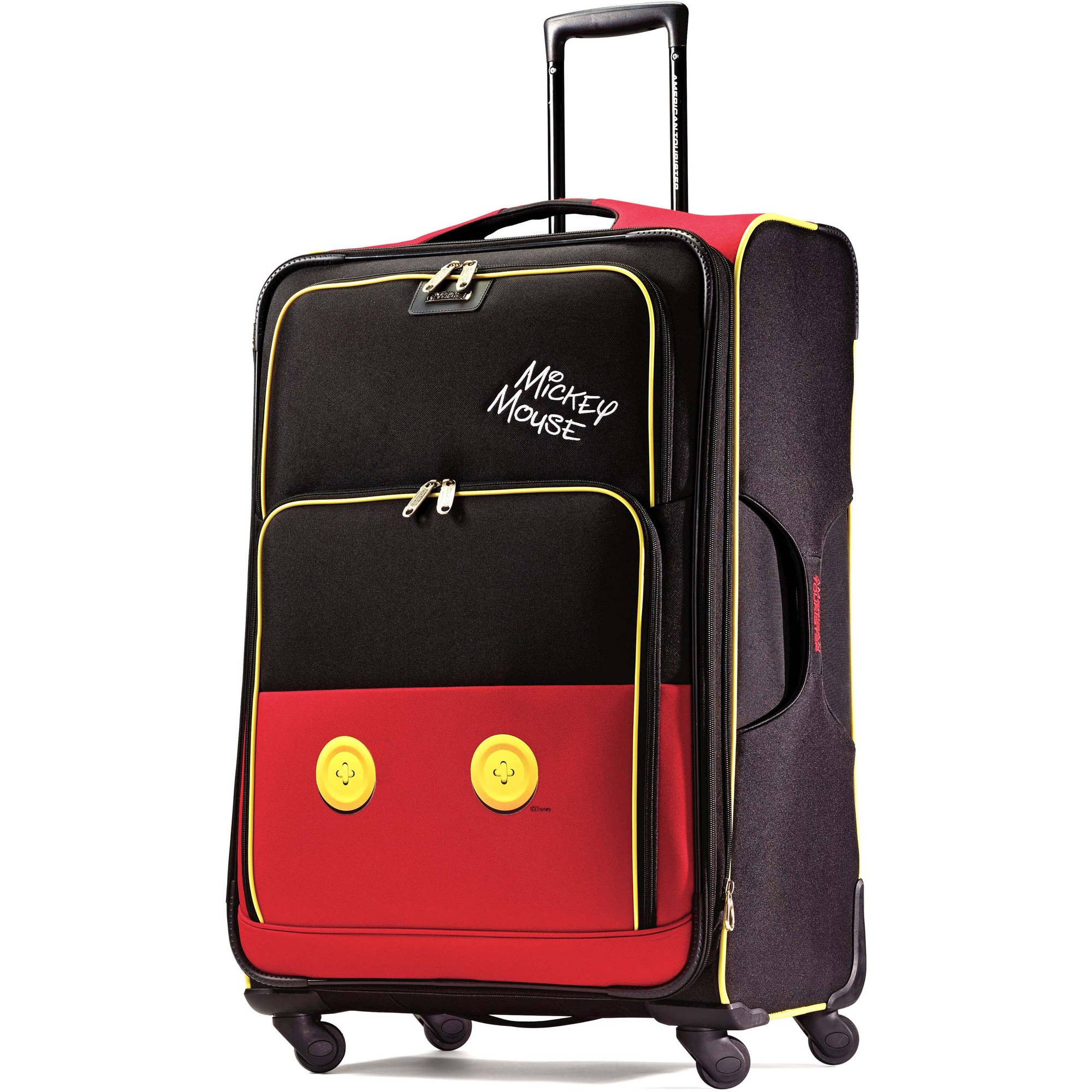 "Wallpaper Dinding Mickey Mouse Terindah Untuk American tourister 28"" Disney Mickey Mouse Pants softside Spinner Of Wallpaper Dinding Mickey Mouse Paling Indah Untuk 65 Prettier Figure York Grasscloth Wallpaper"