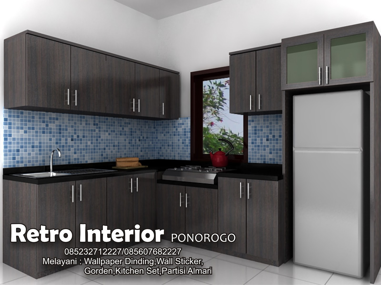 KITCHEN SET PONOROGO PIN BB 5AD0821B