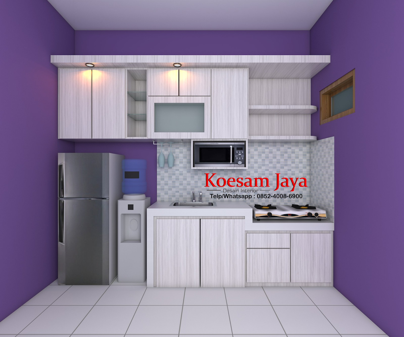 Kitchen Set Baja Ringan Kitchen Ideas