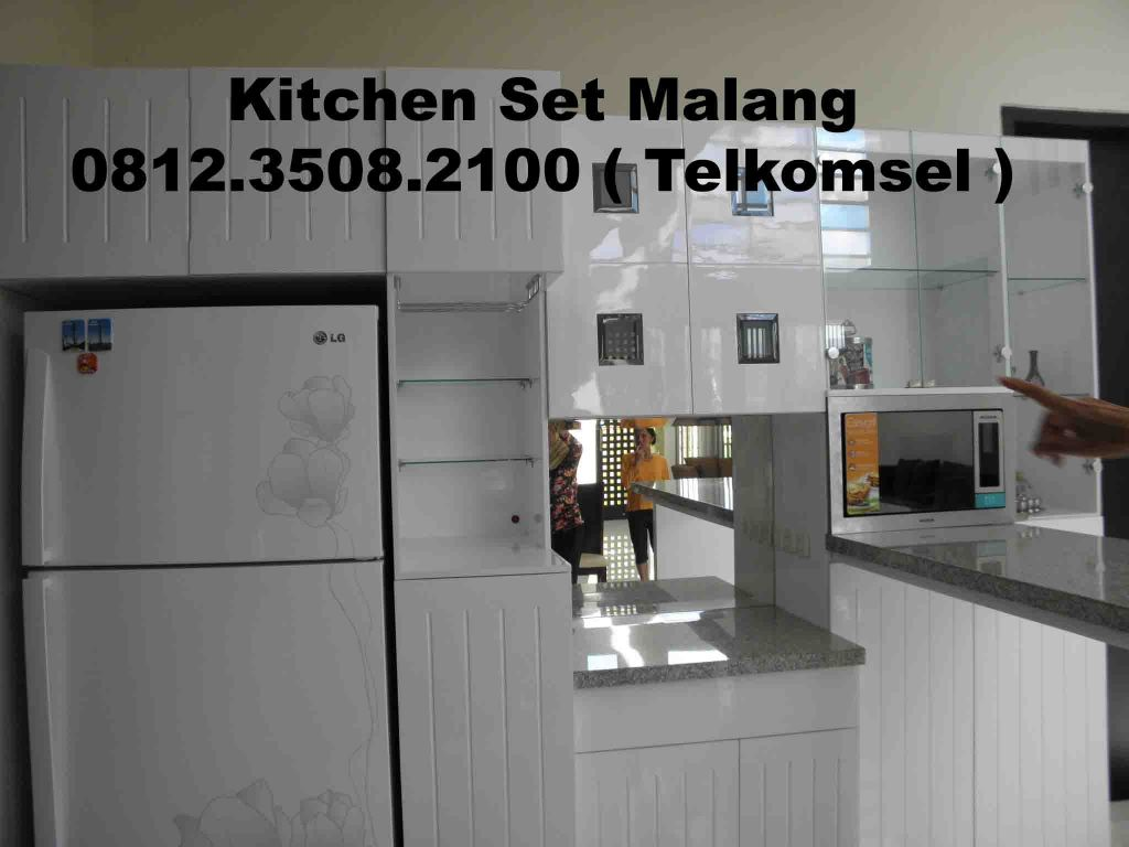 Jasa Kitchen Set Malang