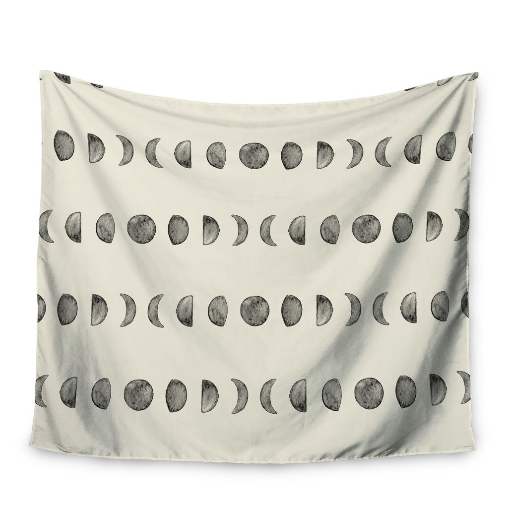 phases of the moon by original tapestry