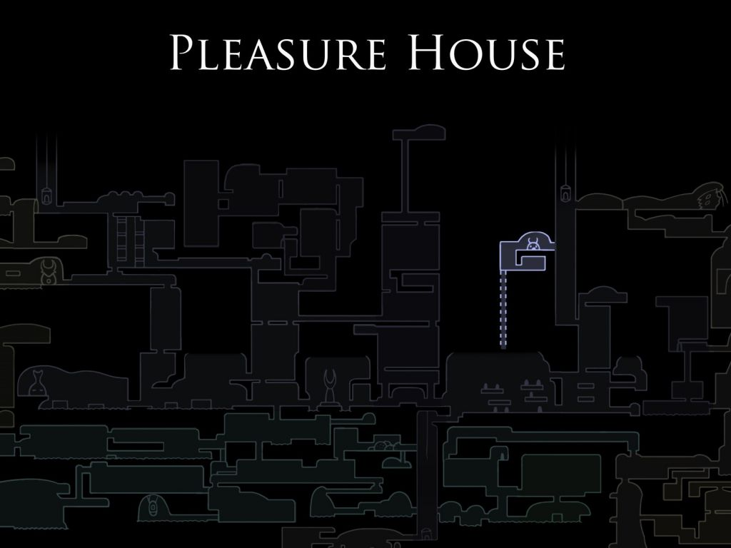 The Pleasure House is a sub Area in the City of Tears that can be opened