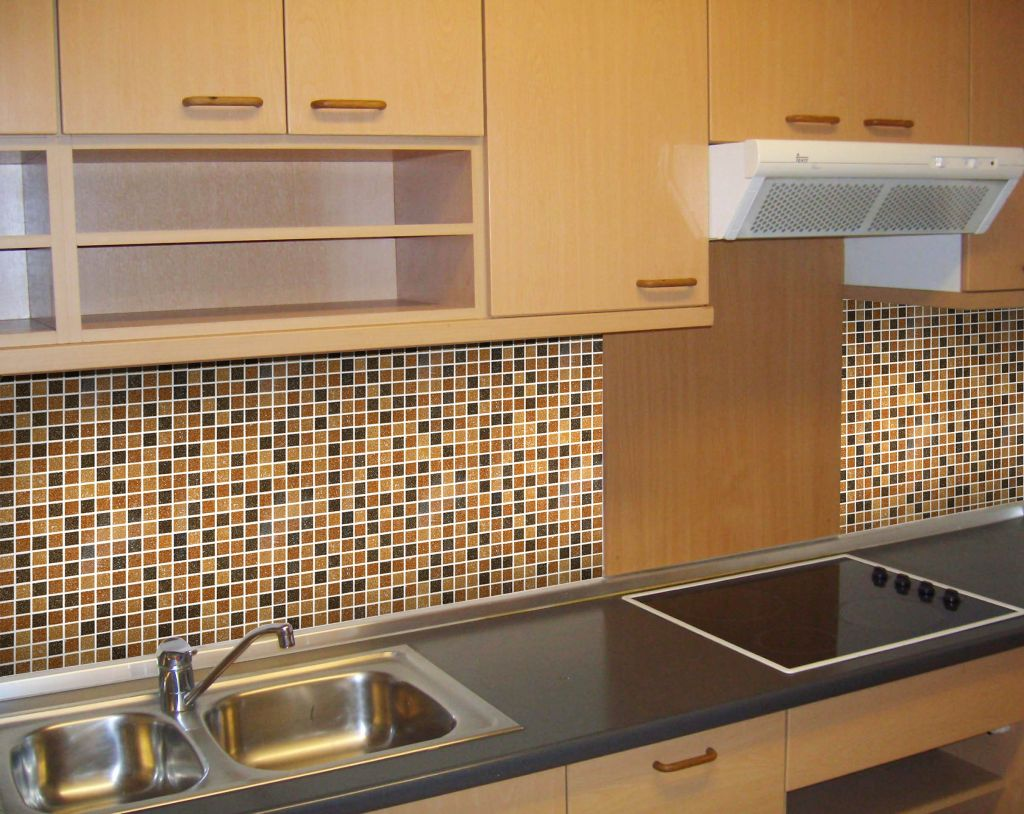 Mozaic Backsplash