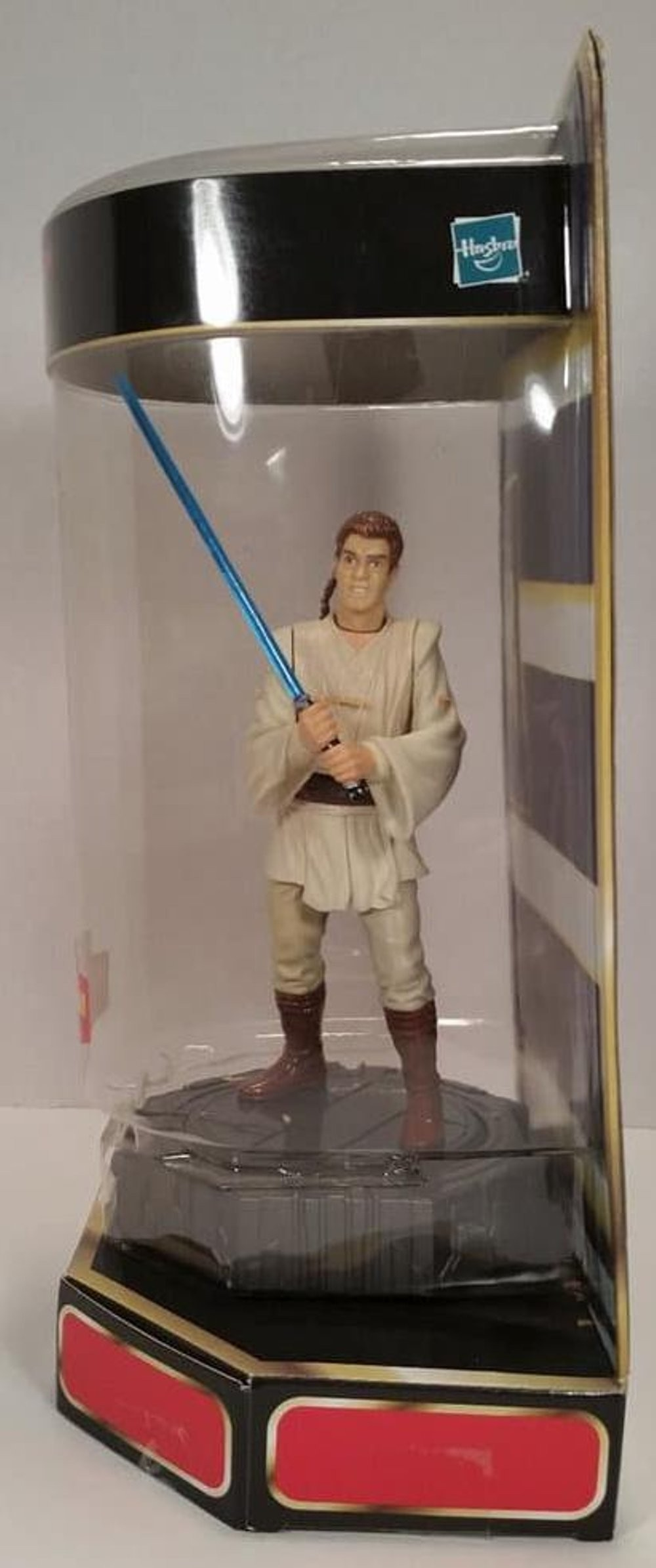 STAR WARS EPIC FORCE Jedi OBI WAN KENOBI 6 ROTATE 360 RARE K